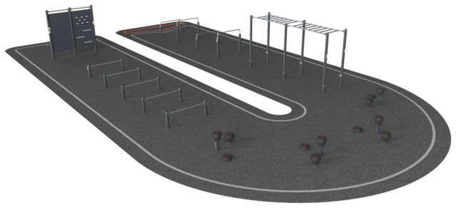 Obstacle Course Compact