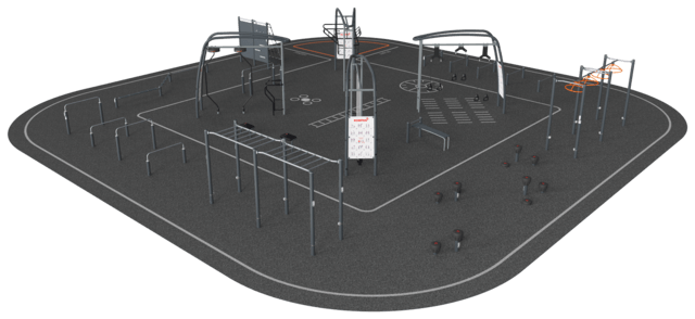 Obstacle Course & Cross Training