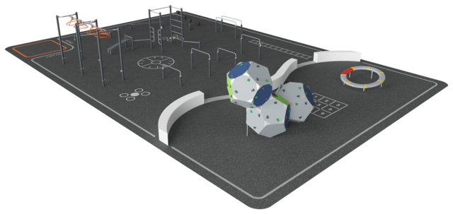 Obstacle Course & Play