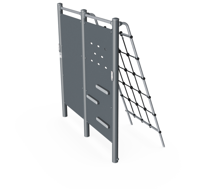 Vertical Net and Wall