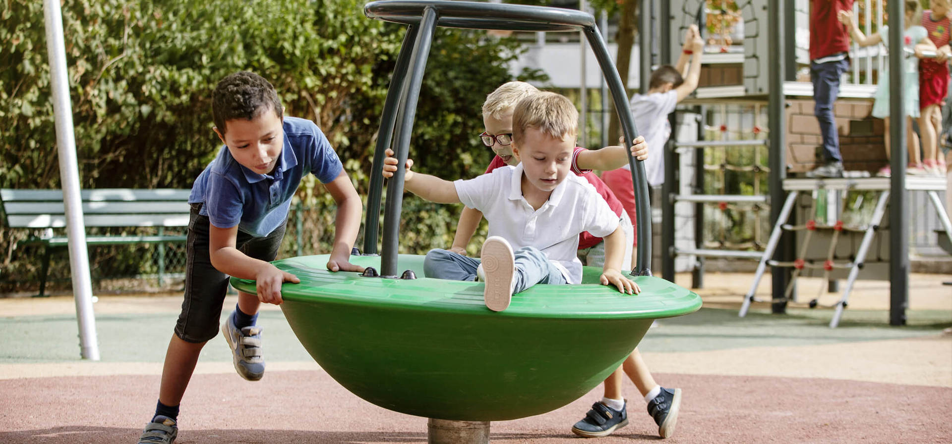 Freestanding Play Equipment