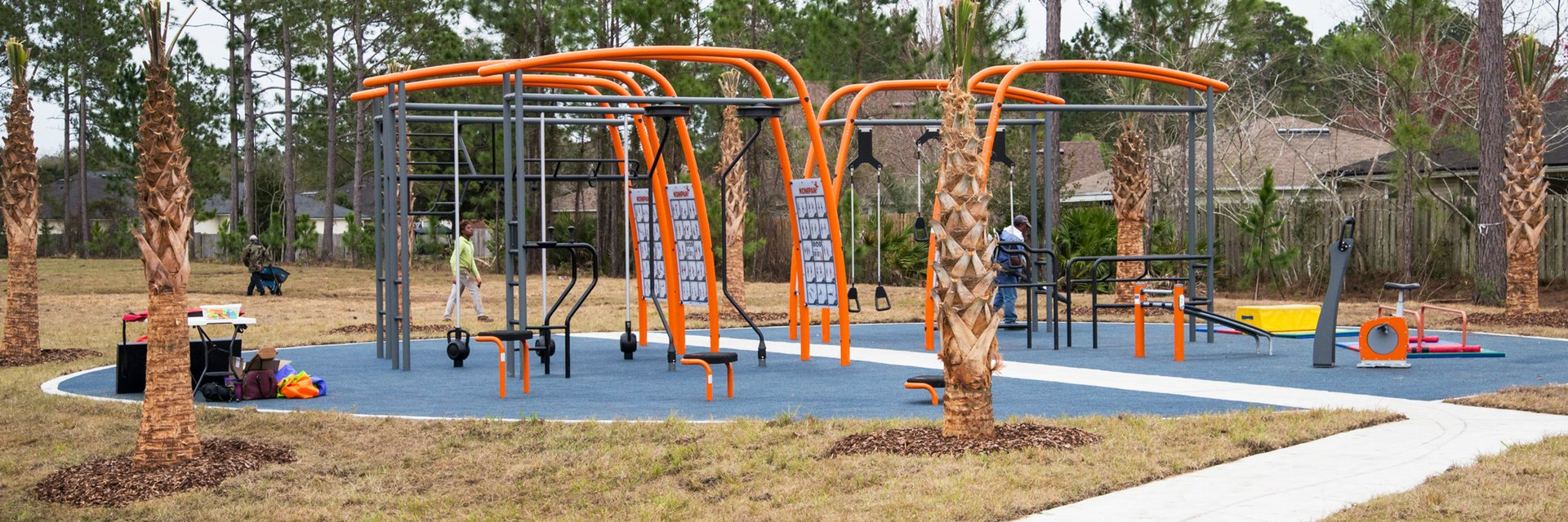 Longleaf Fitness Center, USA