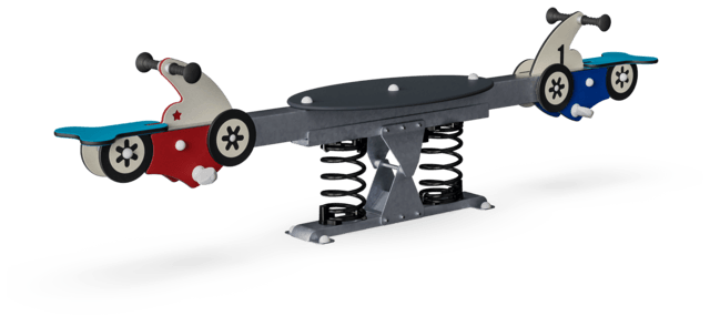 Motorcycle Seesaw