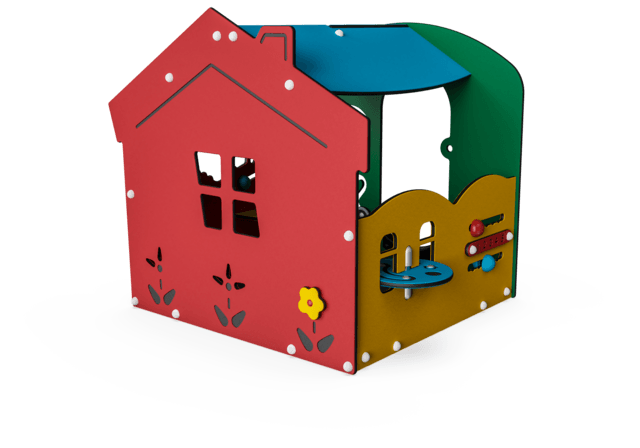 Toddler Allotment House