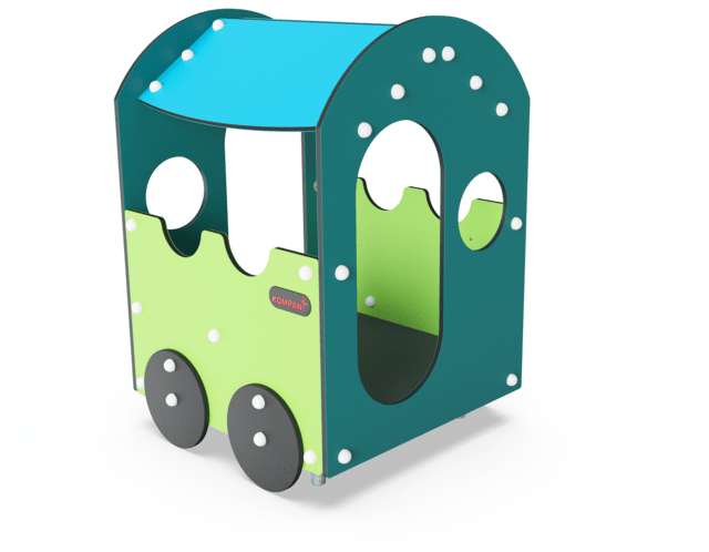 Toddler Train Carriage