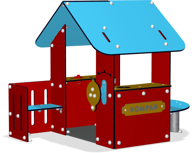 Playhouses and Themed Play