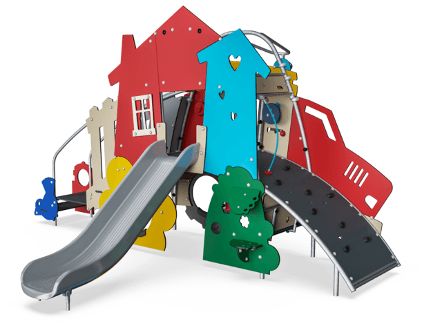 Home & Rescue with ADA Stairs