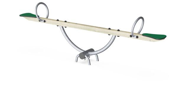 Horse Ride Seesaw
