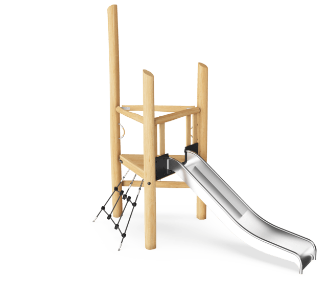 Tower with Slide