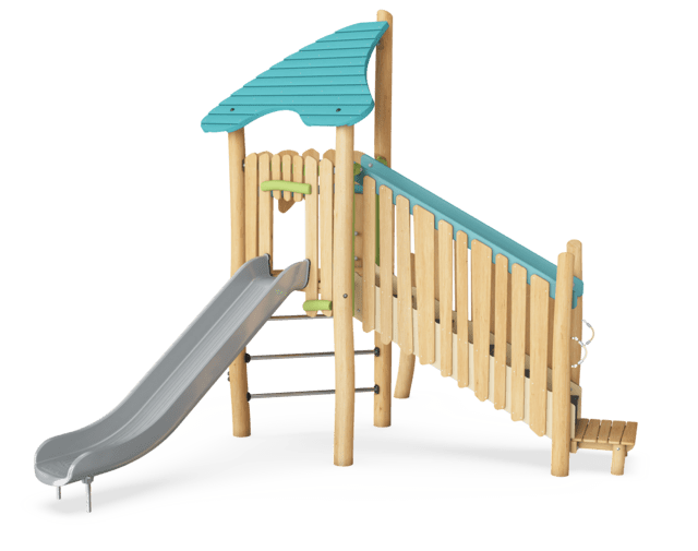 Play Tower with Slide