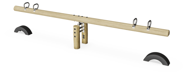 Entry Seesaw, 4 persons