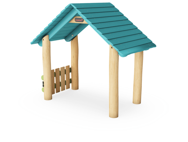 Playhut with Side
