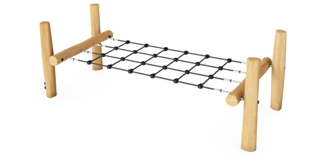 Robinia obstacle element - Balanceernet