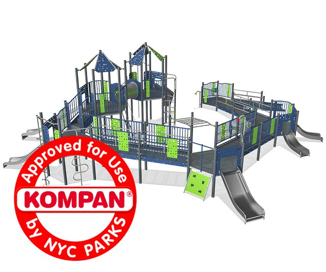 First KOMPAN MOMENTS HERCULES playground opens in US