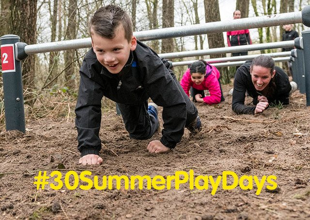 Get Out and Get Active this Summer