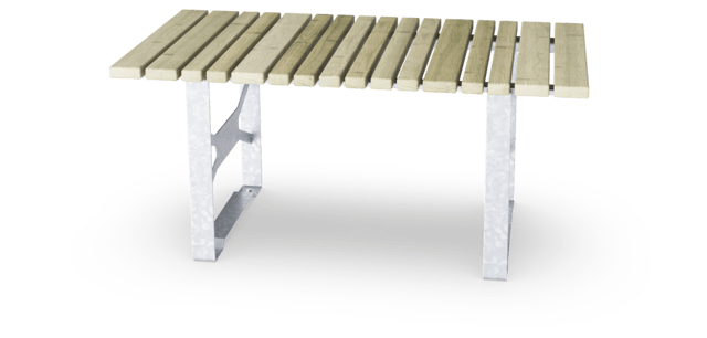 Rumba Table, Square, 5ft 2in