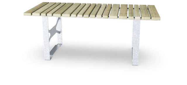 Rumba Table, Square, 6ft