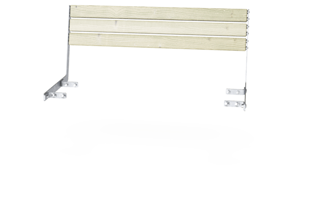 Rumba Back Support, 100cm
