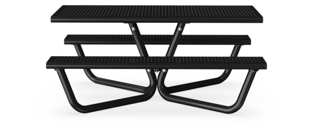 Agora Steel Picnic Mini Benchtable Set