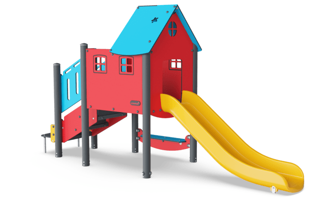 Play Tower with ADA Stairs