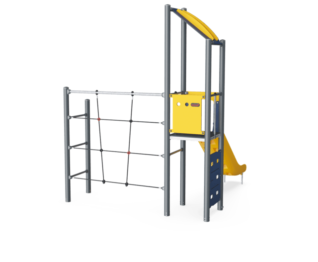 Play Tower with Climbing Net, Basic