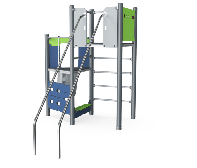 Play Tower with Banister Bars, Basic
