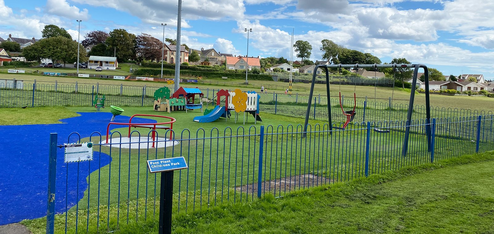 Parc Stephens, Kidwelly TC