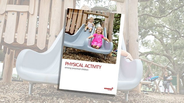 Physical activity among preschool children