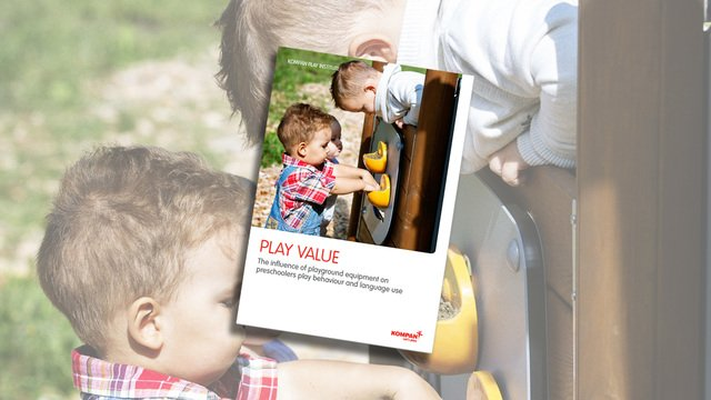 Play value - the influence of playground equipment