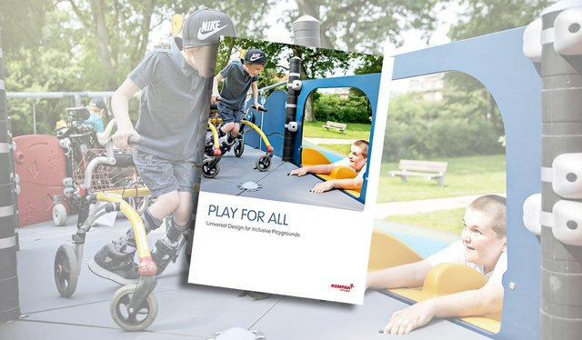 Play for all - Universal designs for inclusive playgrounds