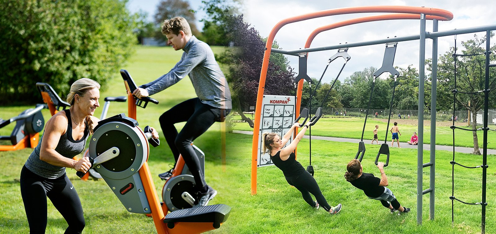 Real Outdoor Fitness Solutions