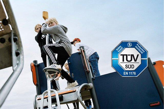 TÜV tested and certified