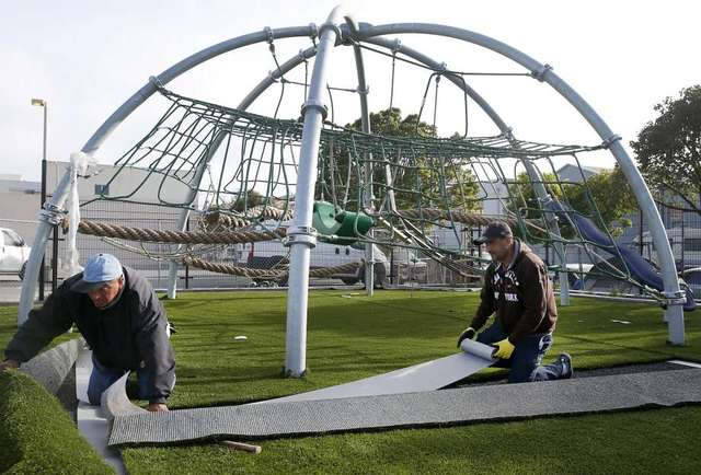 San Francisco 1st city in nation with a park 10-minute walk from every home