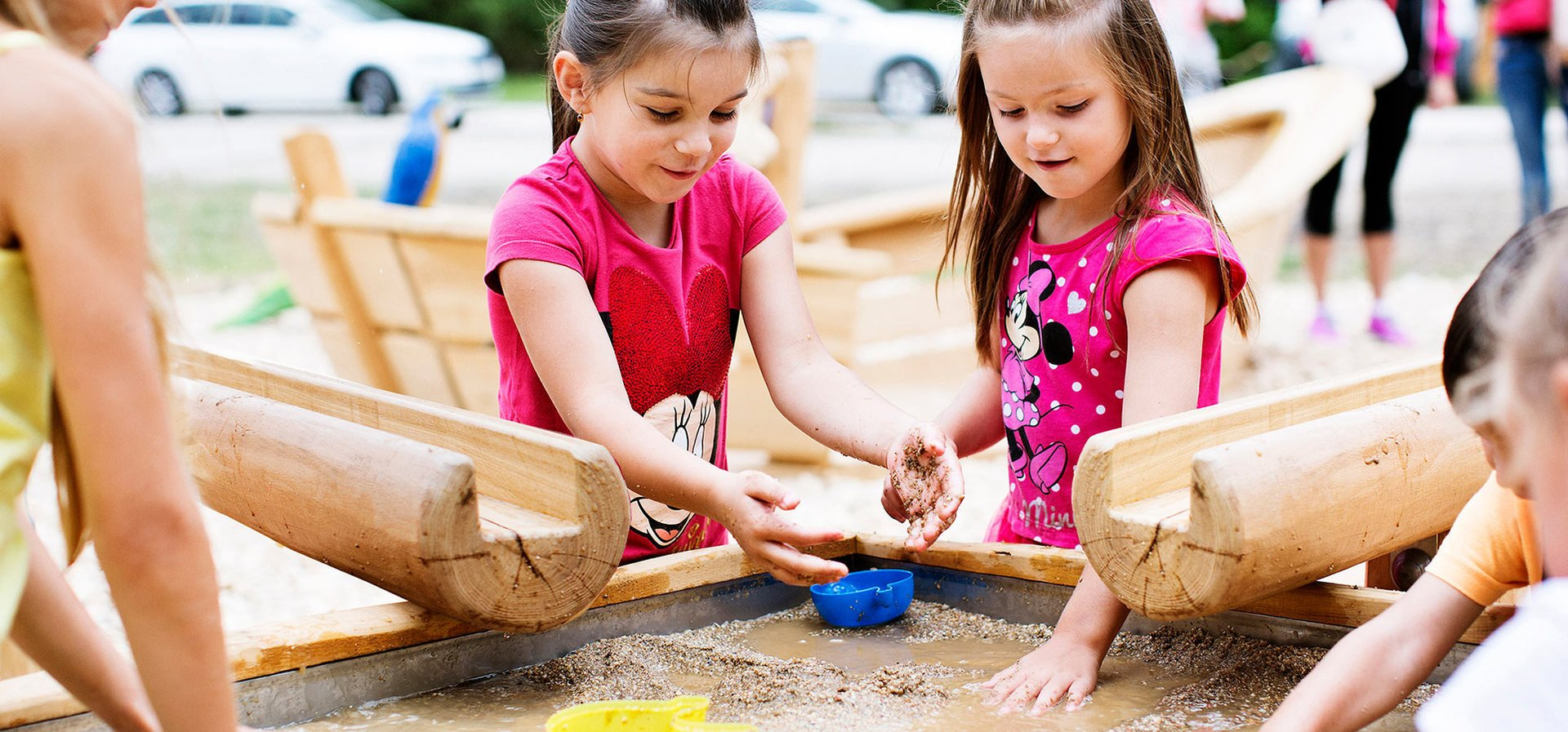 A vital part of a child's creative and cognitive development