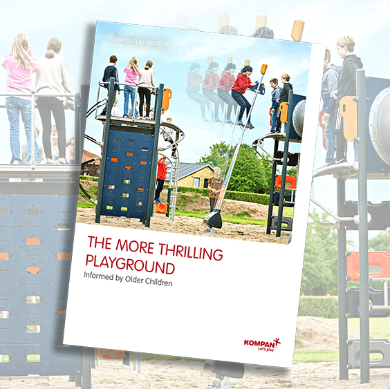The more thrilling playground